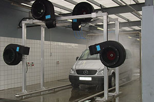 Car Wash For Rent In Ajman