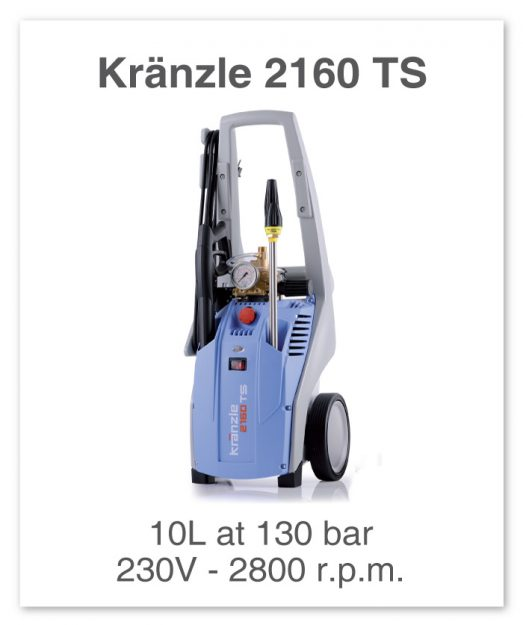 Kranzle-2160-TS