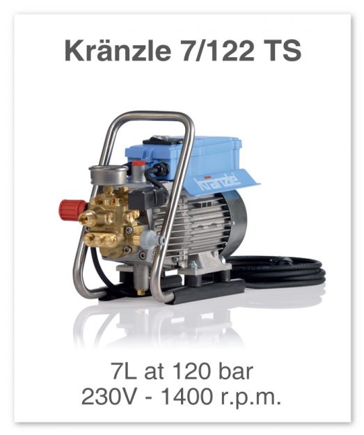 Kranzle-7-122-TS