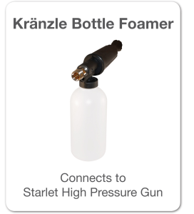 Kranzle Bottle Foamer