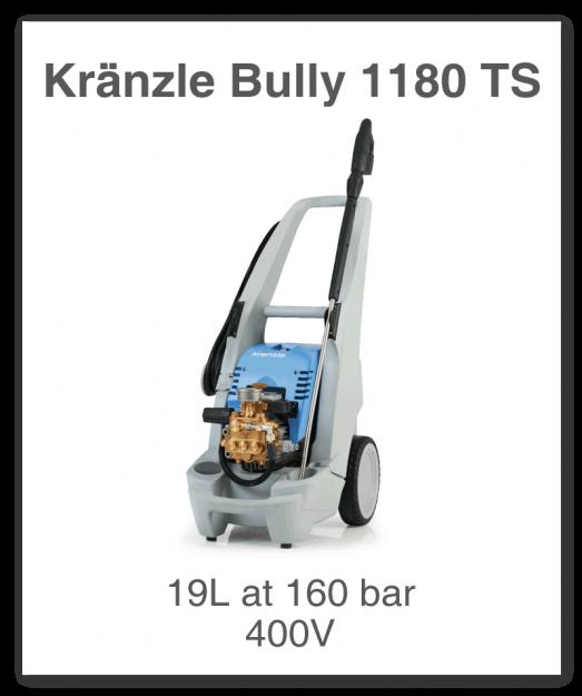 Kranzle-Bully-1180-Ts