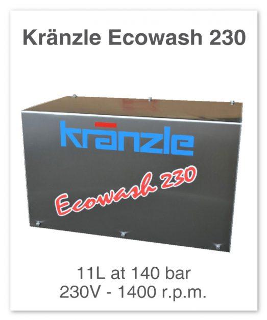 Kranzle-Ecowash-230