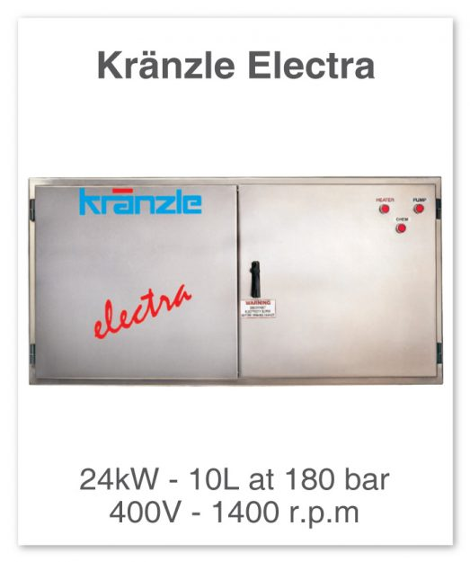 Kranzle-Electra-24kW