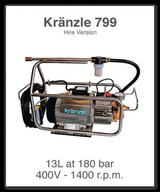 Kranzle-Hire-799