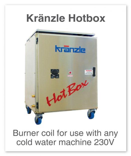 Kranzle-Hotbox