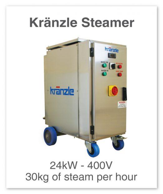 Kranzle-Steamer-24kW