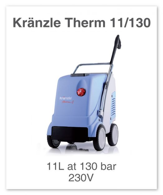 Kranzle-Therm-11-130-Machine