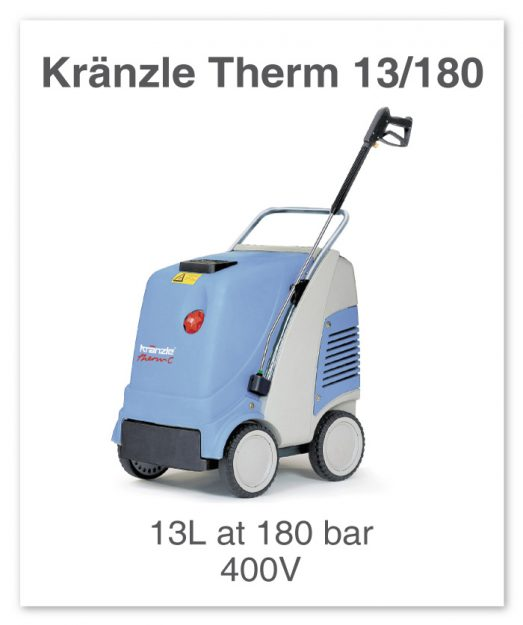 Kranzle-Therm-13-180-Machine