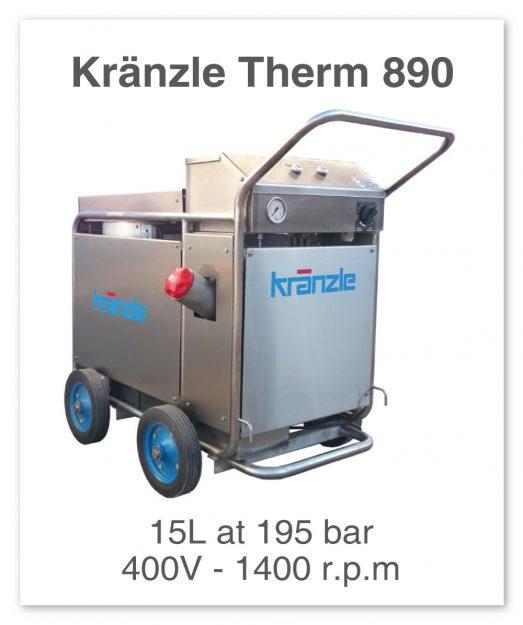 Kranzle-Therm-890
