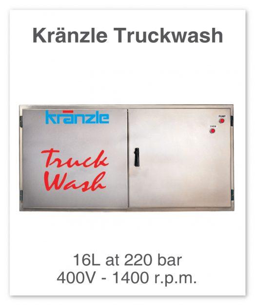 Kranzle-Truckwash