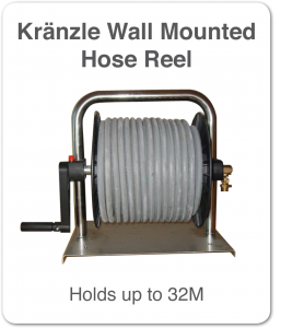 Kranzle Wall Mounted Hose Reel